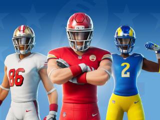 NFL Fortnite 2020 wallpaper