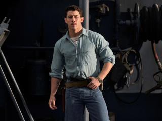 Nick Jonas In Midway Movie wallpaper