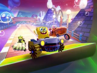 Nickelodeon Kart Racers 2 wallpaper