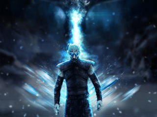 Night King GOT 8 wallpaper