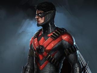 Nightwing Injustice 2 wallpaper