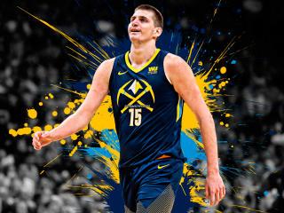 Nikola Jokic MVP 2021 wallpaper