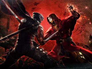 Ninja Gaiden 3 Razor Edge wallpaper