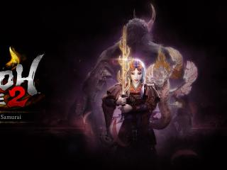 Nioh 2 First Samurai wallpaper