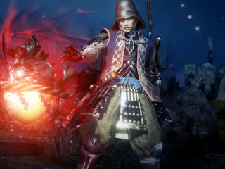 Nioh 2 Game 2019 wallpaper
