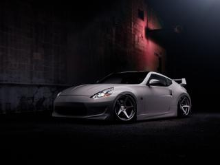 Nissan 370Z Sport Car wallpaper