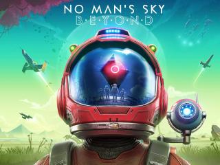 No Mans Sky Beyond wallpaper
