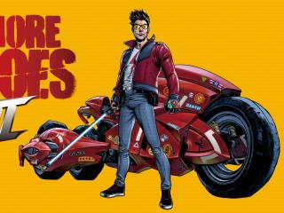 No More Heroes 3 wallpaper