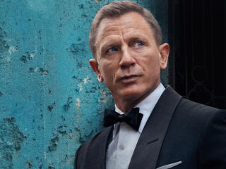 No Time to Die James Bond wallpaper