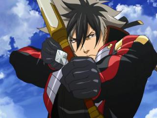nobunaga the fool, jeanne kaguya, leonardo da vinci wallpaper