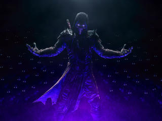 Noob Saibot Mortal Kombat 8K wallpaper