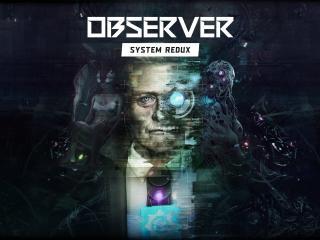 Observer System Redux wallpaper