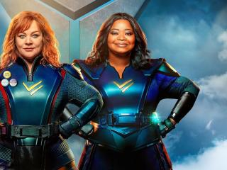 Octavia Spencer Thunder Force wallpaper