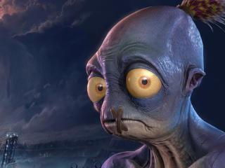 Oddworld Soulstorm Game wallpaper