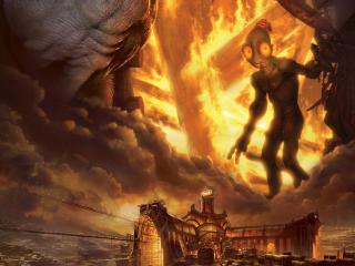 Oddworld Soulstorm wallpaper
