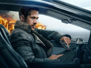 Officer K Blade Runner 2049 wallpaper