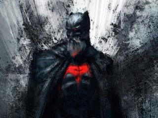 Old Batman Art wallpaper