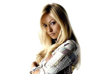 olivia wilde, blonde, eyes wallpaper
