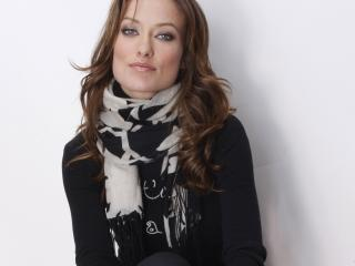 olivia wilde, girl, smiling wallpaper