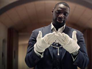 Omar Sy in Lupin 2021 wallpaper