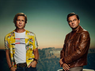 Once Upon a Time In Hollywood Movie Poster wallpaper