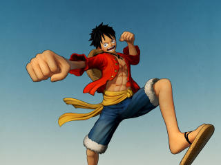 One Piece Pirate Warriors 4 Game wallpaper