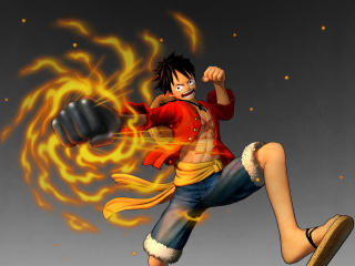 One Piece Pirate Warriors 4 wallpaper