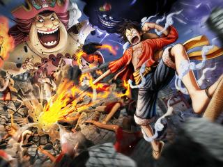 One Piece Pirate Warriors wallpaper