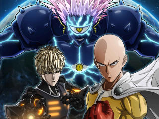 One Punch Man A Hero Nobody Knows Poster wallpaper