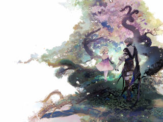 Oninaki wallpaper