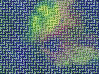 optical illusion, colorful, surface wallpaper