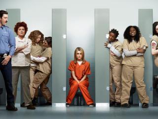 Orange Is The New Black Poster wallpaper