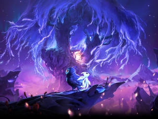 Ori and The Will Of The Wisps wallpaper
