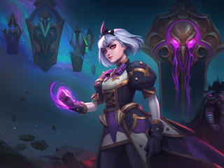 Orphea Heroes of the Storm wallpaper