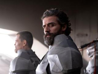 Oscar Isaac as Duke Dune wallpaper