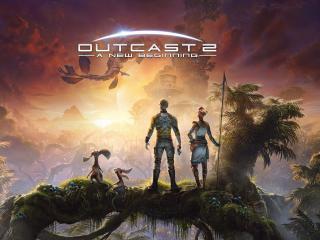 Outcast 2 A New Beginning 4k wallpaper