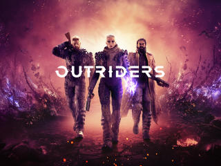 Outriders 2020 Game wallpaper