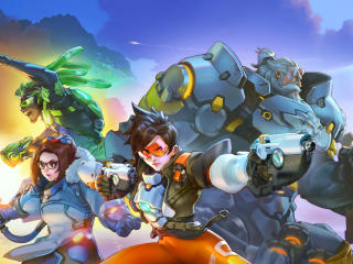 Overwatch 2 Heroes wallpaper