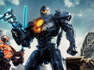 Pacific Rim Uprising Movie Robots wallpaper