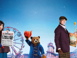 Paddington 2 Movie 2017 wallpaper