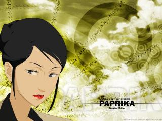 paprika, girl, brunette wallpaper