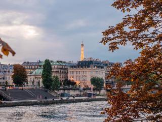 paris, france, river wallpaper