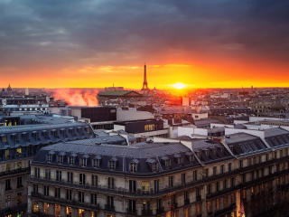 HD Wallpaper | Background Image Paris