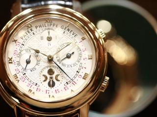 HD Wallpaper | Background Image patek philippe, geneve, watch