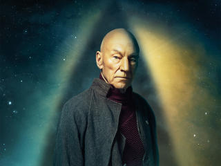 Patrick Stewart Star Trek Picard wallpaper