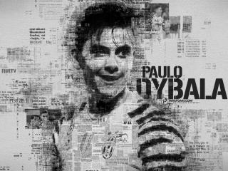 Paulo Dybala Cool Art wallpaper