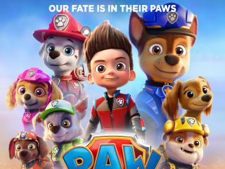 Paw Patrol The Movie 2021 wallpaper