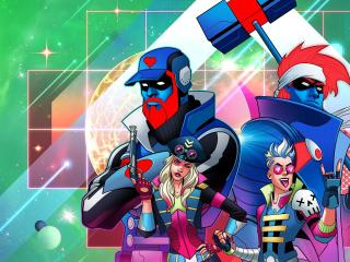 Pegboard Nerds wallpaper
