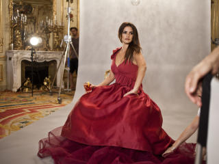 penelope cruz, calendario campari, 2013 wallpaper