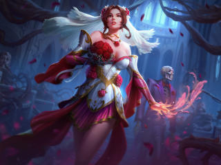 Persephone Smite wallpaper